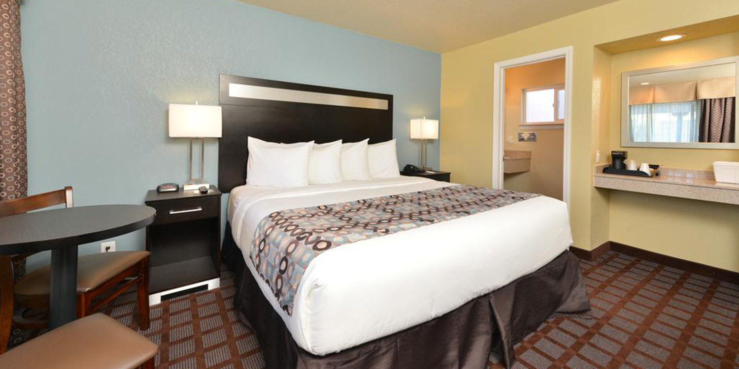 CLEAN COMFORTABLE ACCOMMODATIONS IN THE HEART OF SAN LUIS OBISPO