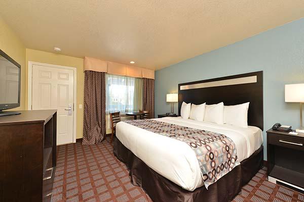 Avenue Inn Guestroom